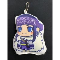 Cushion Key Chain - Golden Kamuy / Asirpa