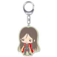 Acrylic Key Chain - Fate/Grand Order / Caster & Zhuge Liang (Lord El-Melloi II)