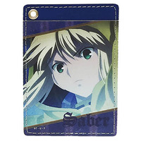Commuter pass case - Fate/stay night / Saber