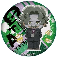 Trading Badge - Blood Blockade Battlefront / Gilbert F Altstein