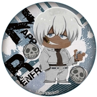 Trading Badge - Blood Blockade Battlefront / Zap Renfro