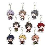 Acrylic Key Chain - Bungou to Alchemist