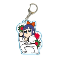 Acrylic Key Chain - Poputepipikku (Pop Team Epic)