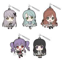 (Full Set) Rubber Strap - BanG Dream!