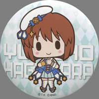 Badge - IM@S / Producer & Yukiho