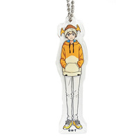 Trading Acrylic Key Chain - Digimon / Takaishi Takeru
