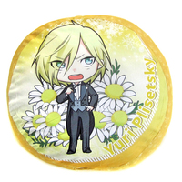 Cushion - Yuri!!! on Ice / Yuri Plisetsky