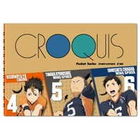 Sketchbook - Haikyuu!! / Karasuno High School