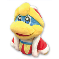 Plushie - Kirby's Dream Land / King Dedede
