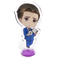 Acrylic stand - PRINCESS CAFE Limited - Joker Game / Gamou Jirou