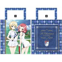 Tote Bag - GIRLS-und-PANZER / Rose Hip & Darjeeling