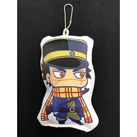Cushion Key Chain - Golden Kamuy / Sugimoto Saichi