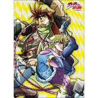 Plastic Sheet - Jojo Part 2: Battle Tendency / Caesar & Joseph
