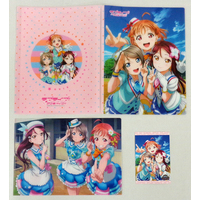 Plastic Folder File - Goods Supplies - Postcard - Love Live! Sunshine!!