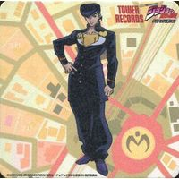 Coaster - Jojo Part 4: Diamond Is Unbreakable / Higashikata Jyosuke