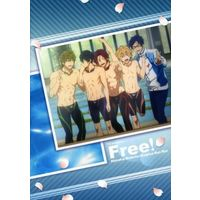 Notebook - Free! (Iwatobi Swim Club)