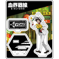 Acrylic stand - Blood Blockade Battlefront / Leonard Watch