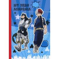 Notebook - My Hero Academia / Iida Tenya & Todoroki Shouto