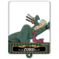 Illustration Panel (acrylic) - ONE PIECE / Roronoa Zoro