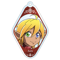 Trading Acrylic Key Chain - Overlord / Aura Bella Fiora