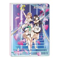 Plastic Folder File - Goods Supplies - Love Live! Sunshine!! / Matsuura Kanan & Kurosawa Dia & Hanamaru & AZALEA