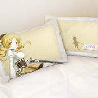 Pillow Case - MadoMagi / Mami Tomoe