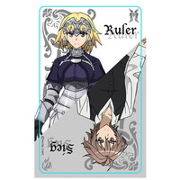 Card Stickers - Fate/Apocrypha / Jeanne d'Arc (Fate Series)