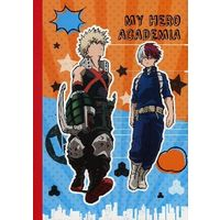 Notebook - My Hero Academia / Bakugou Katsuki & Todoroki Shouto