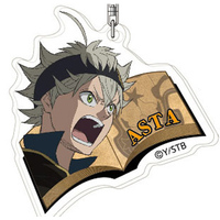 Acrylic Key Chain - Black Clover / Asta