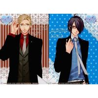 Portrait - BROTHERS CONFLICT / Azusa & Ukyo