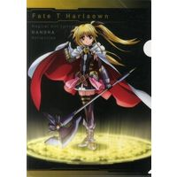 Plastic Folder - Magical Girl Lyrical Nanoha / Fate Testarossa