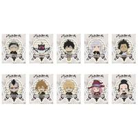 (Full Set) Smartphone Sticker - Black Clover