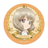 Trading Badge - Card Captor Sakura / Shinomoto Akiho