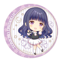 Trading Badge - Card Captor Sakura / Daidouji Tomoyo