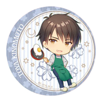 Trading Badge - Card Captor Sakura / Kinomoto Tōya