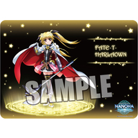 Desk Mat - Magical Girl Lyrical Nanoha / Fate Testarossa