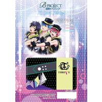 Card Stickers - B-Project: Kodou*Ambitious / Thrive
