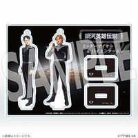 Acrylic stand - Legend of the Galactic Heroes / Wolfgang Mittermeyer & Oskar von Reuenthal