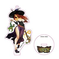 Acrylic stand - Dragon's Crown / Sorceress