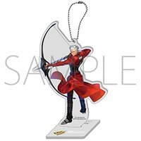 Stand Key Chain - Fate/EXTELLA / Nameless
