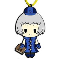 Rubber Key Chain - Persona4