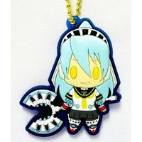 Rubber Key Chain - Persona4 / Labrys