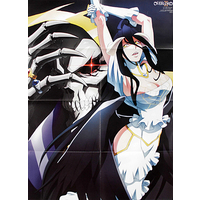 Poster - Overlord / Ainz Ooal Gown & Albedo