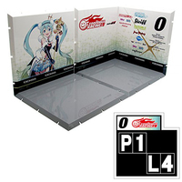 Goods Display - Goods Supplies - VOCALOID / Miku & Racing Miku