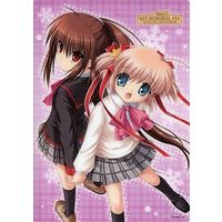 Plastic Sheet - Little Busters! / Komari & Rin