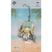 Rubber Strap - Kyun-Chara Illustrations - Fate/Grand Order / Kiyohime & Lancer