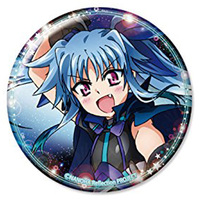 Trading Badge - Magical Girl Lyrical Nanoha / Levi Russel