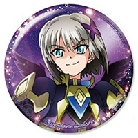 Trading Badge - Magical Girl Lyrical Nanoha / Dearche