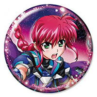 Trading Badge - Magical Girl Lyrical Nanoha / Amitie Florian