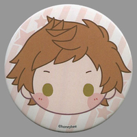 Badge - Starry Sky / Haruki Naoshi